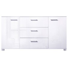 Sierra Coated Sideboard Cabinet