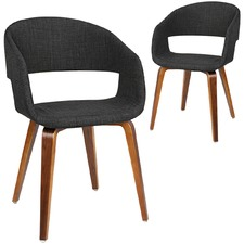 Glebe Upholstered Dining Chairs (Set of 2)