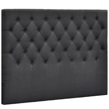 Tali Upholstered Fabric Headboard