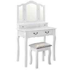Classic Berenice Dressing Table & Stool