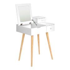 Dressing Table & Foldaway Mirror