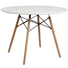 Dole Round Dining Timber