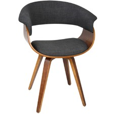 Modern Monica Upholstered Dining Chair