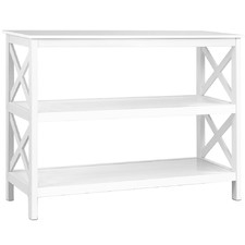 Hamptons Storage Console Table