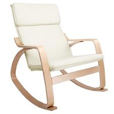 Carina Modern Bentwood Recliner Chair
