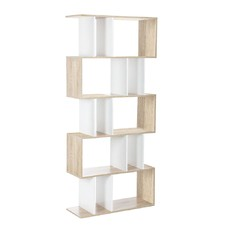 5 Tier Ellista Puzzle Shelf Unit