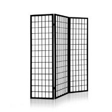 3 Panel Keiko Pine Wood Room Divider