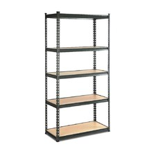5 Tier Industrial Shelving Unit