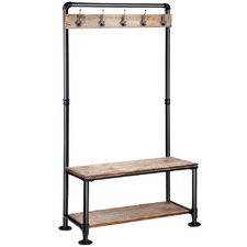 Industrial Shoe Rack & Hanger