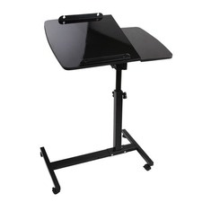 Rotating Mobile Laptop Adjustable Desk