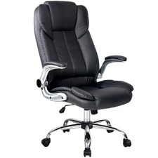 Priya Faux Leather Office Chair