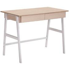 Drake Contemporary Metal Desk