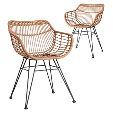 Roksanda Tub Dining Chairs (Set of 2)