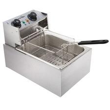 Commercial Single Electric Deep Fryer