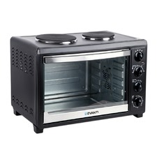 Convection Oven with Hotplates