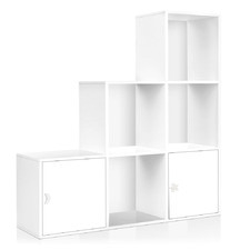 White Greyson 6 Cube Kids' Display Cabinet