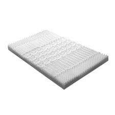 Giselle Bedding 5 Zone Gel Memory Foam Mattress Topper