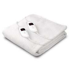 Adriana Electric Blanket with LED controllers