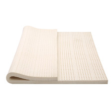 Natural Adriana 7 Zone Pure Latex Mattress Topper