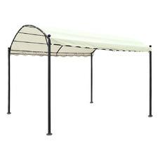 260cm x 400cm Garou Arched Canopy Gazebo