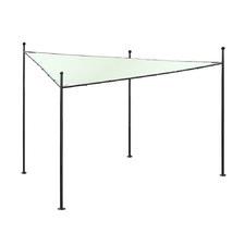 255cm x 400cm Garou Triangular Canopy Gazebo