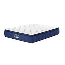 Medium-Firm Geisler Cool Gel Memory Foam Mattress
