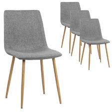 Arie Collins Fabric Dining Chairs (Set of 4)