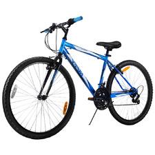Blue Rush 15 Speed Mountain Bike
