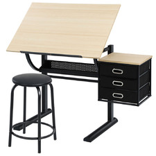 Wynona Drawing Desk & Stool