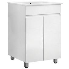 60cm Cefito Freestanding Bathroom Cabinet with Basin
