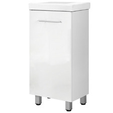 40cm Cefito Freestanding Bathroom Cabinet with Basin