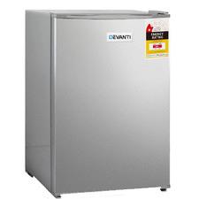 Silver Glacio 70L Mini Fridge Freezer