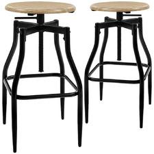 Denver Adjustable Barstools (Set of 2)