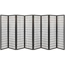 8 Panel Sandaya Wooden Room Divider