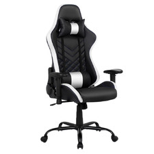 Ethan Adjustable Faux Leather Gaming Chair