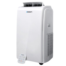 22000BTU Devanti Portable Air Conditioner with Dehumidifier