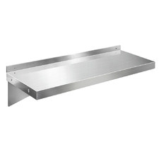 Cefito Stainless Steel Floating Kitchen Shelve