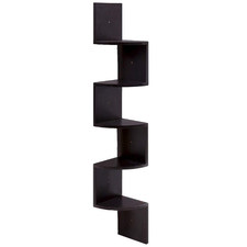 Vairo 5 Tier Wall Mounted Shelf