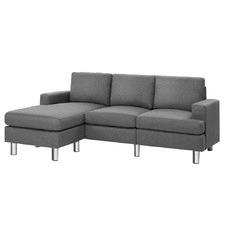 Fumo 3 Seater Modular Sofa