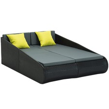 2 Seater Mick Sun Lounge Day Bed