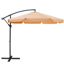 300cm Cantilevered Outdoor Sun Umbrella