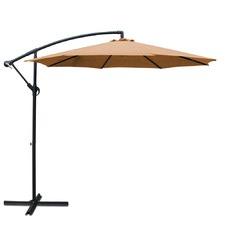 300cm Sleek Outdoor Sun Umbrella