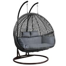 Gardeon Outdoor Double Hanging Swing Chair