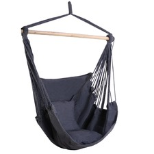 Gideon Hammock Chair with Pillow