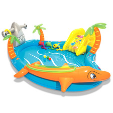 Inflatable Sea Life Outdoor Play Centre