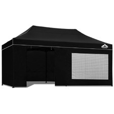 Instahut 3 x 6m Outdoor Covered Gazebo
