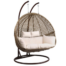 Gardeon Outdoor Double Hanging Swing Chair