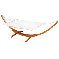 Gardeon Double Hammock with Stand