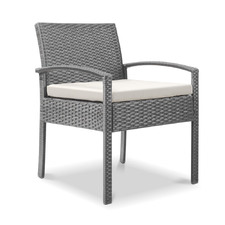 a5dee4cdefdf Marvel PE Wicker Outdoor Dining Chair