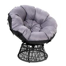Henri PE Wicker Outdoor Papasan Chair